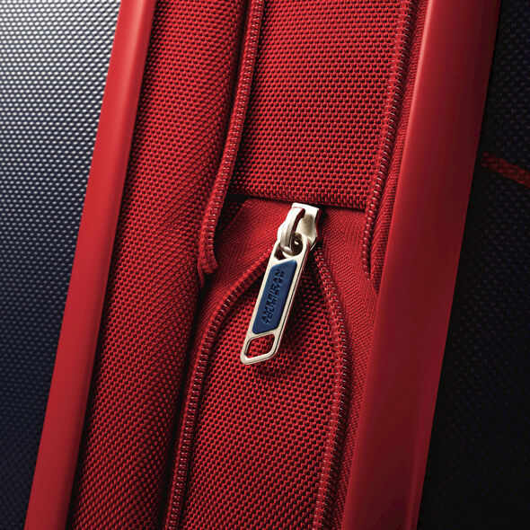 """American Tourister Marvel All Ages 20"""" Spinner in the color Captain America."""
