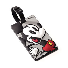 American Tourister Disney ID Tag in the color Mickey Mouse.