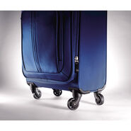 """American Tourister Splash Spin LTE 20"""" Spinner in the color Blue."""
