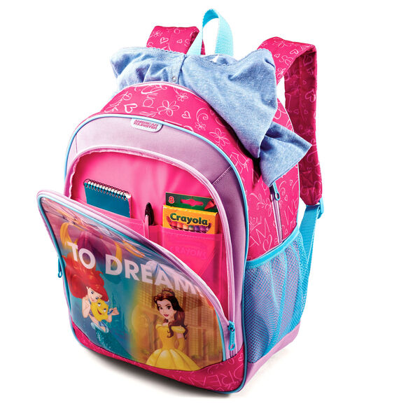 American Tourister Disney Backpack in the color Princess.