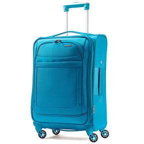"American Tourister iLite Max 29"" Spinner in the color Light Blue."
