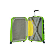 """American Tourister Sunset Cruise 24"""" Spinner in the color Apple Green."""