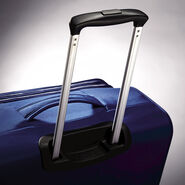 """American Tourister Splash Spin LTE 24"""" Spinner in the color Blue."""