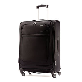 """American Tourister iLite Max 25"""" Spinner in the color Black."""