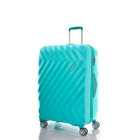 """Z-Lite DLX 20"""" Spinner in the color Pastel Turquoise."""