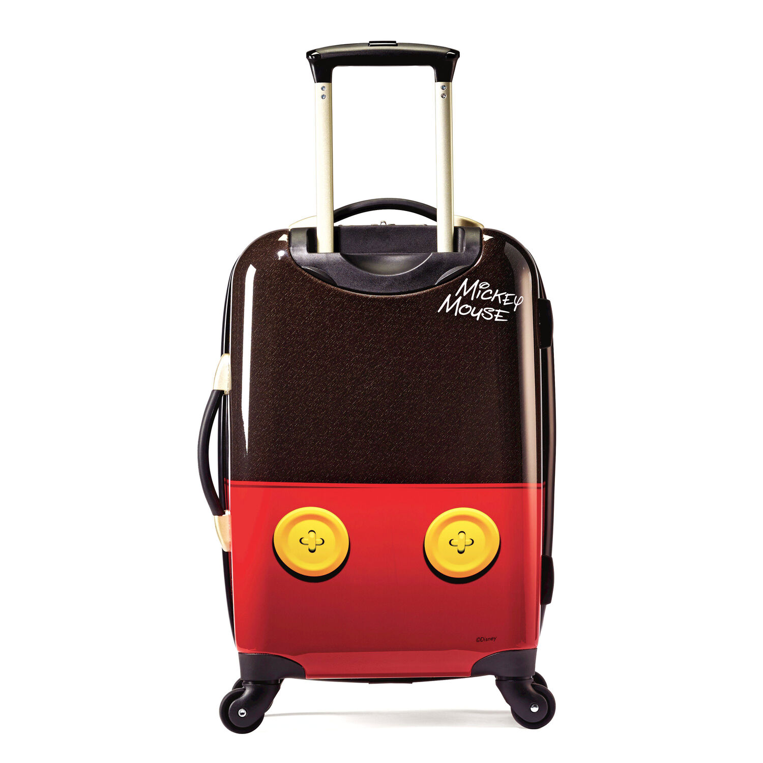 American Tourister Disney Mickey Mouse 21 Quot Hardside Spinner