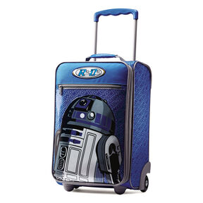 "American Tourister Disney 18"" Softside Upright in the color Star Wars."