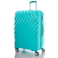 "Z-Lite DLX 28"" Spinner in the color Pastel Turquoise."