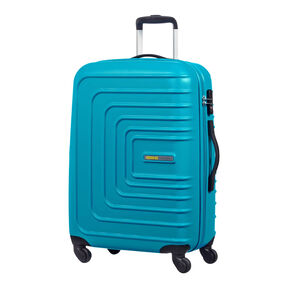 "American Tourister Sunset Cruise 24"" Spinner in the color Summer Sky."
