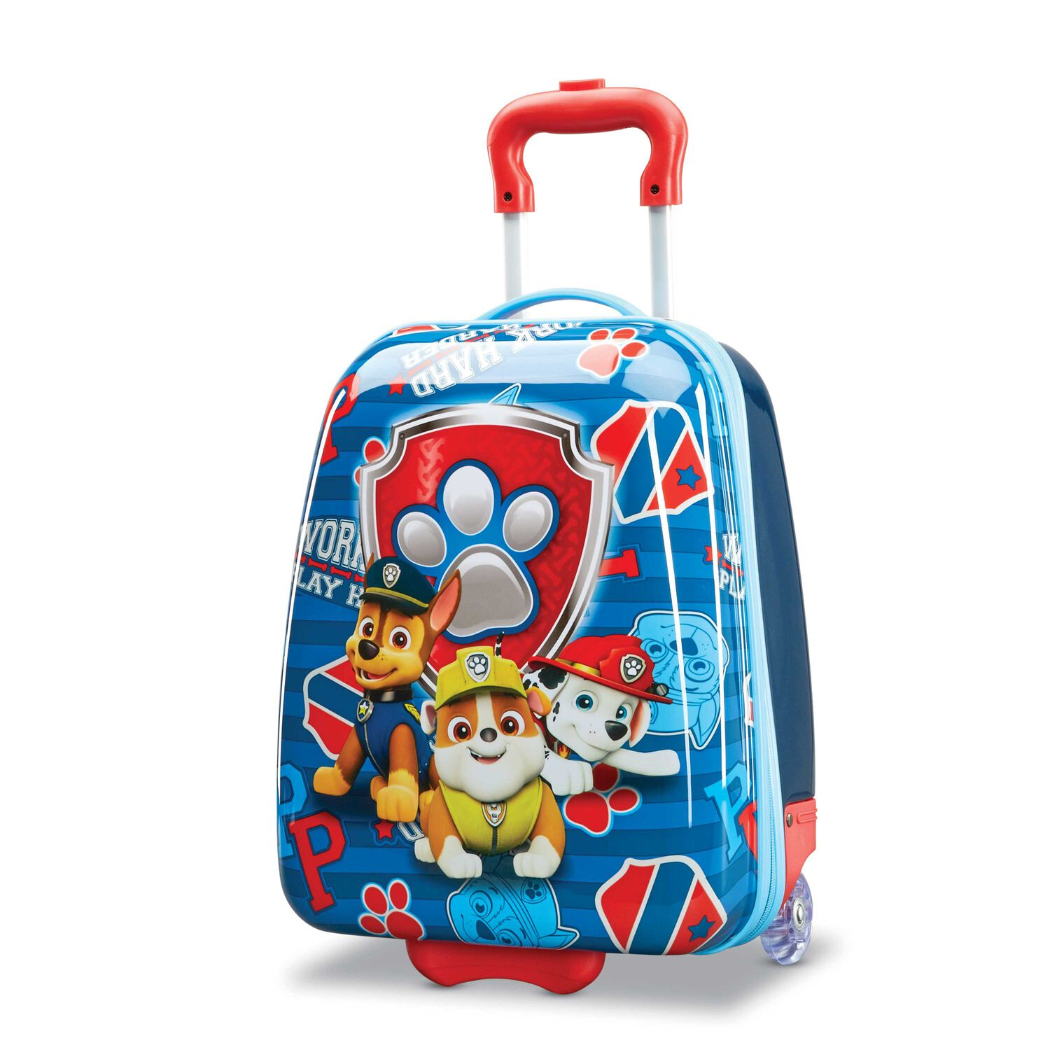 """American Tourister Nickelodeon Kids Paw Patrol 18"""" Hardside Upright in the color Paw Patrol."""
