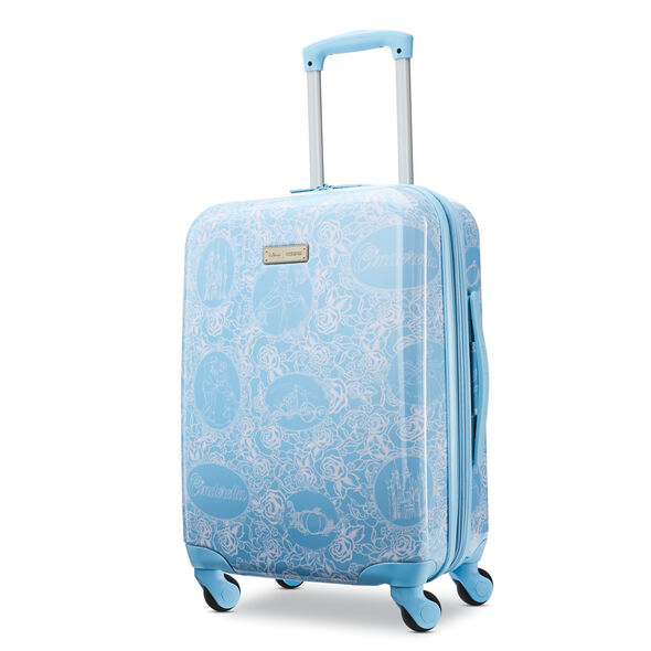 "American Tourister Disney Cinderella 20"" Spinner in the color Cinderella."