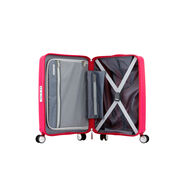 """American Tourister Curio 25"""" Spinner in the color Pink."""