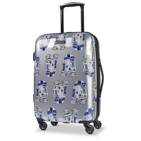 "American Tourister Star Wars 20"" Spinner in the color Star Wars R2D2."