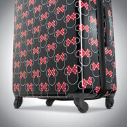 "American Tourister Disney Minnie Bows 28"" Spinner in the color Minnie Mouse Red Bows."
