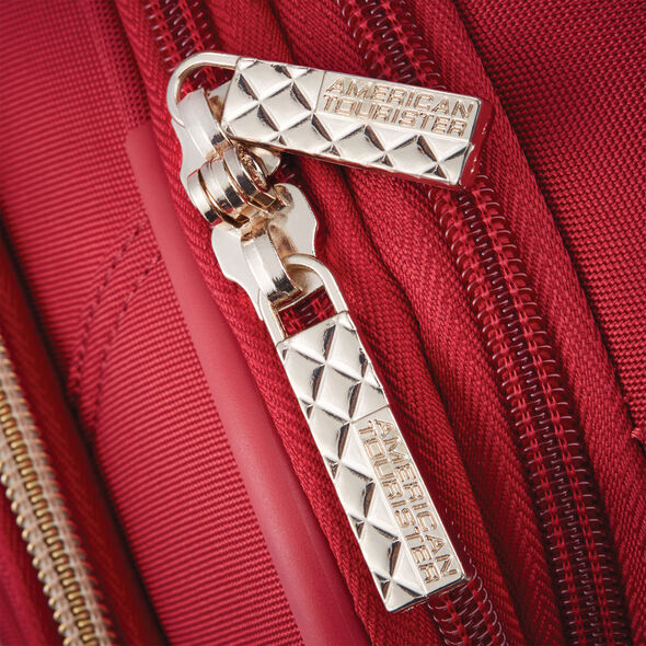 """American Tourister Belle Voyage 28"""" Spinner in the color Red."""