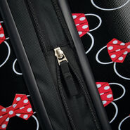 "American Tourister Disney Minnie Bows 20"" Spinner in the color Minnie Mouse Red Bows."