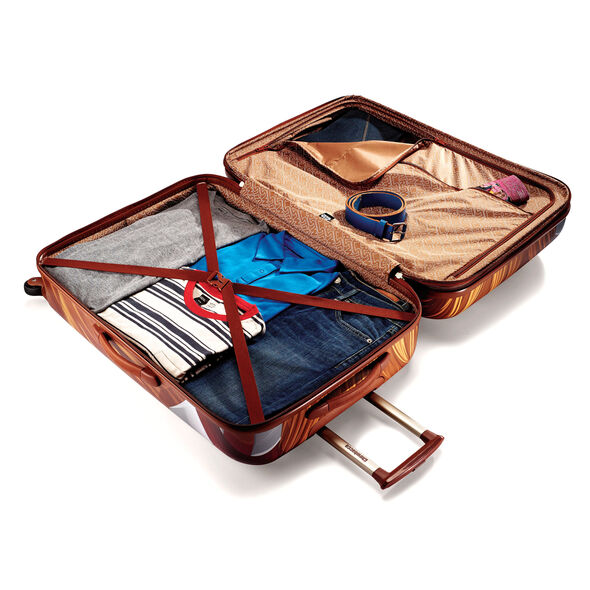 """American Tourister Star Wars 28"""" Spinner in the color Chewbacca."""