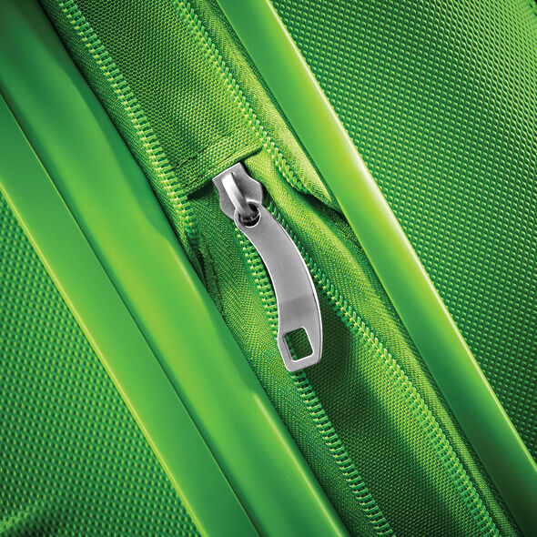 "American Tourister Sunset Cruise 28"" Spinner in the color Apple Green."