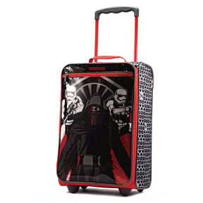 "American Tourister Star Wars 18"" Upright in the color Kyloren."