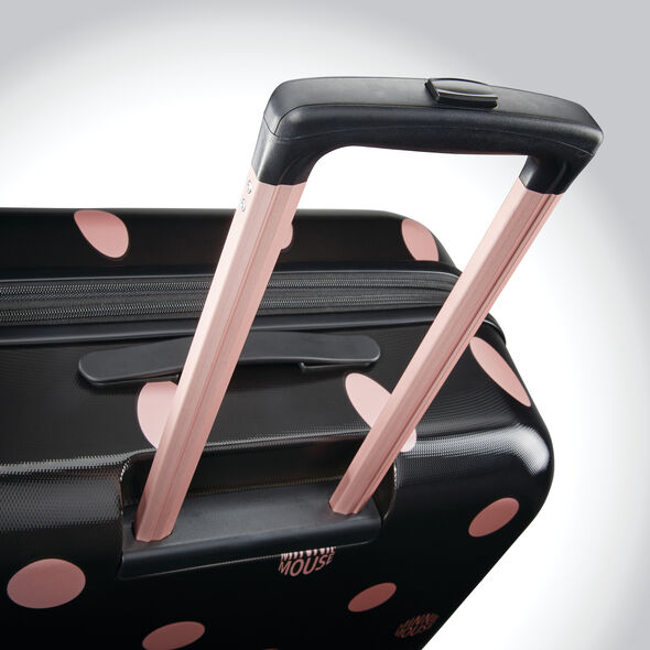 American Tourister Disney Minnie Lux Dots 2 Piece Set in the color Black Dots.