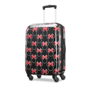 c5650967d59 American Tourister Disney Minnie Bows 20 quot  Spinner in the color Minnie  Mouse ...