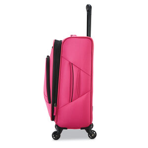 """4 Kix 21"""" Spinner in the color Pink."""