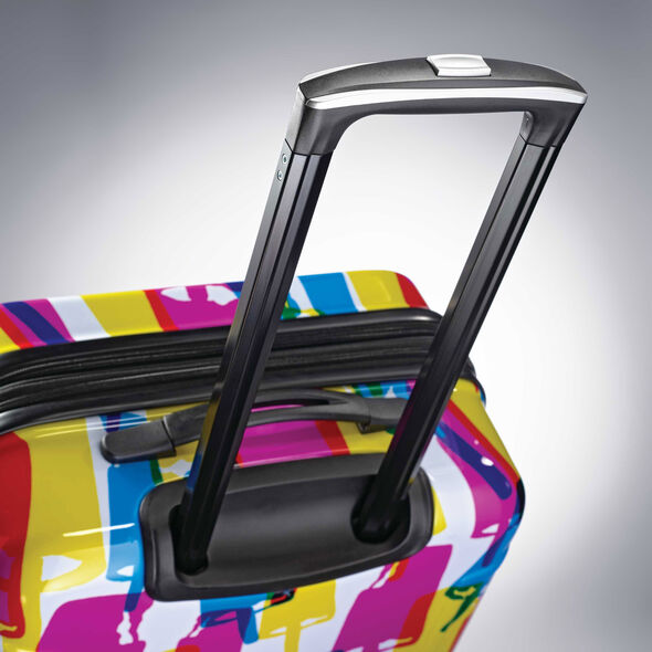 "American Tourister Moonlight 21"" Spinner in the color Popsicle."