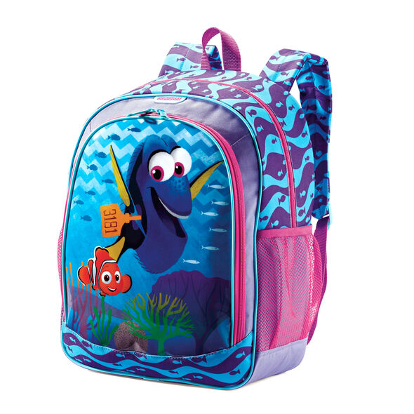 American Tourister Disney Backpack in the color Finding Dory.