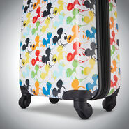 American Tourister Disney Roll Aboard 2 Piece Set (Underseater/Carry-On) in the color Mickey.