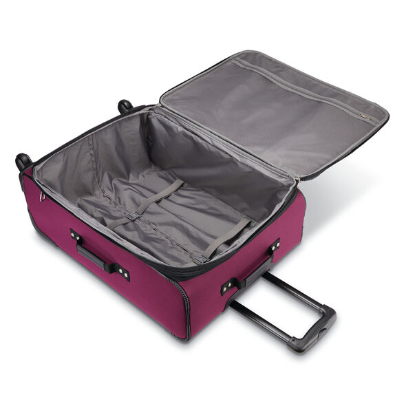 American Tourister Pop Max 3PC Set in the color Berry.