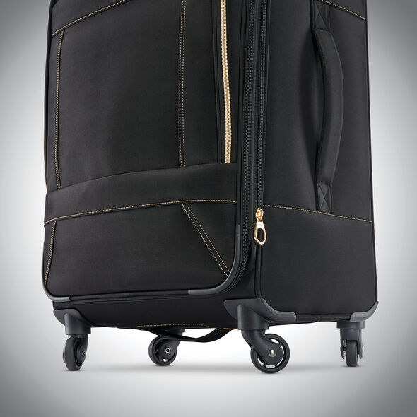"American Tourister Belle Voyage 21"" Spinner in the color Black."