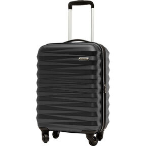 "American Tourister Triumph NX 20"" Spinner in the color Black."