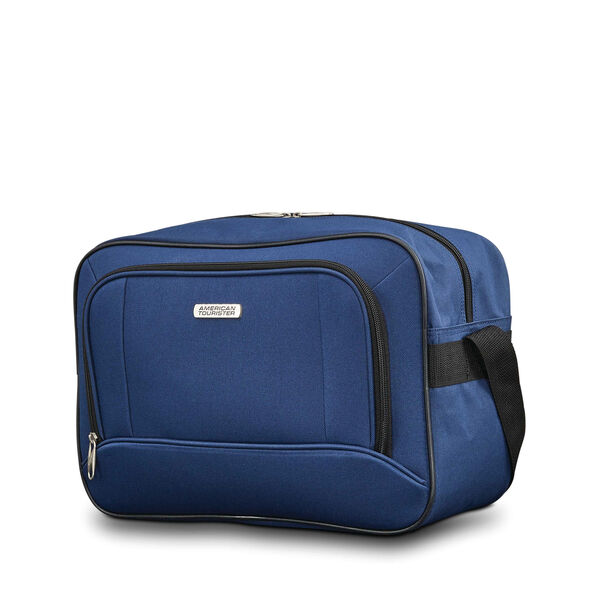 American Tourister Fieldbrook XLT 3 Piece Set in the color Navy.