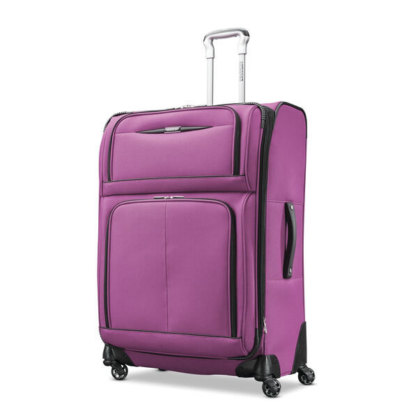 """American Tourister Meridian NXT 29"""" Spinner in the color Purple."""