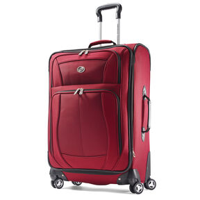 """American Tourister Bedford 29"""" Spinner in the color Ruby Red."""