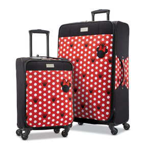 American Tourister Disney Minnie 2 Piece Set in the color Minnie Dots.