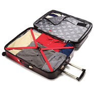 """American Tourister Disney Mickey Mouse 21"""" Hardside Spinner in the color Mickey Mouse Pants."""