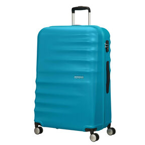 "American Tourister Wavebreaker 28"" Spinner in the color Summer Sky."