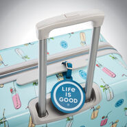 American Tourister Life Is Good Spinner Carry-On in the color Mason Jars.
