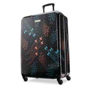 "American Tourister Star Wars Battle 28"" Spinner in the color Star Wars Galaxy."