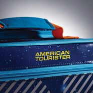 "American Tourister Star Wars 18"" Softside Upright in the color R2D2."