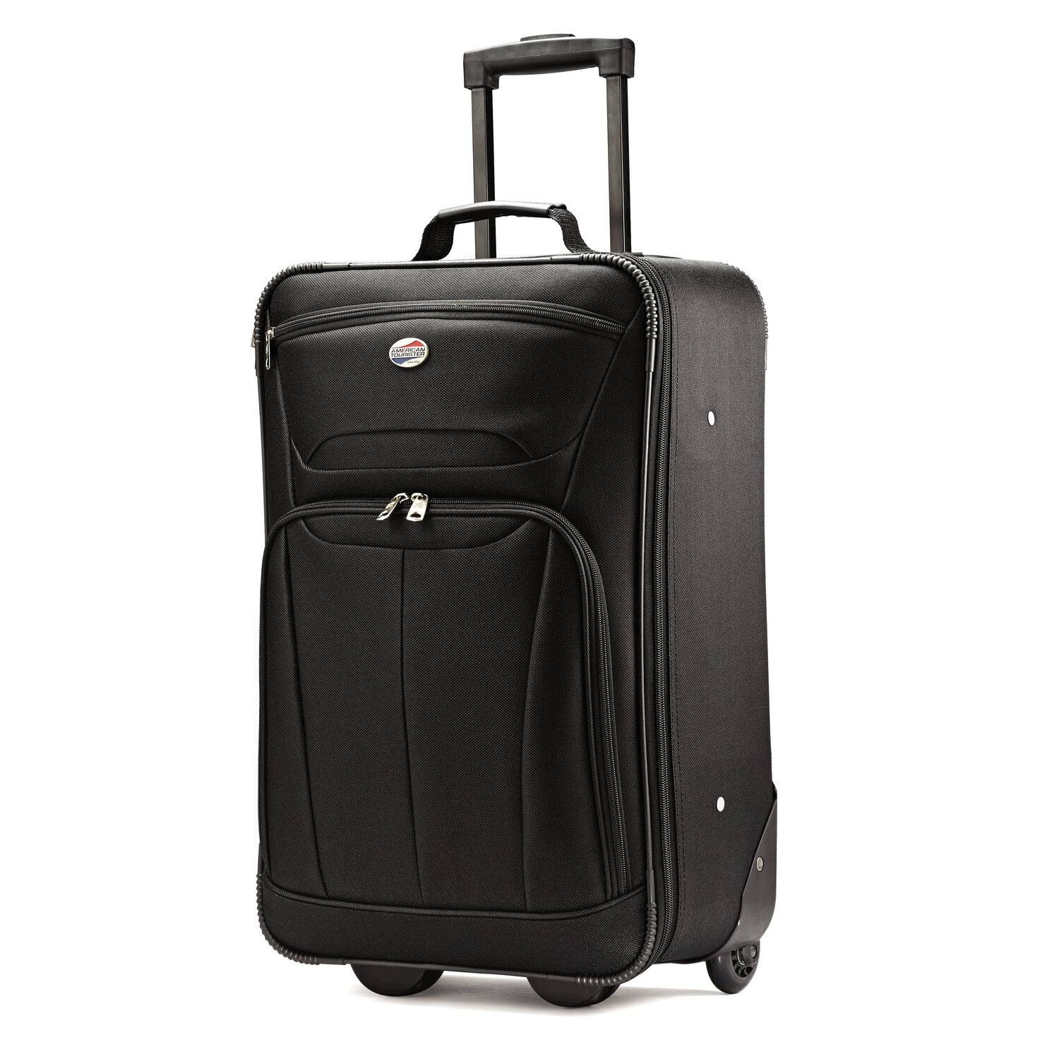 ac9bb8bc5 Play American Tourister Fieldbrook II Luggage Collection; American  Tourister Fieldbrook II 2 Piece Set in the color Black.