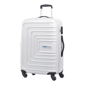 "American Tourister Sunset Cruise 24"" Spinner in the color Cloud White."