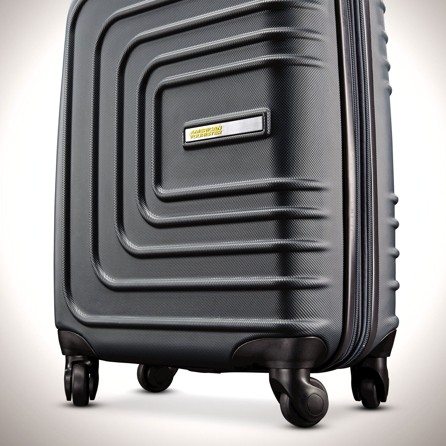 American Tourister Sunset Cruise 24 quot  Spinner in the color Nightshade. aa8b46e3b0496