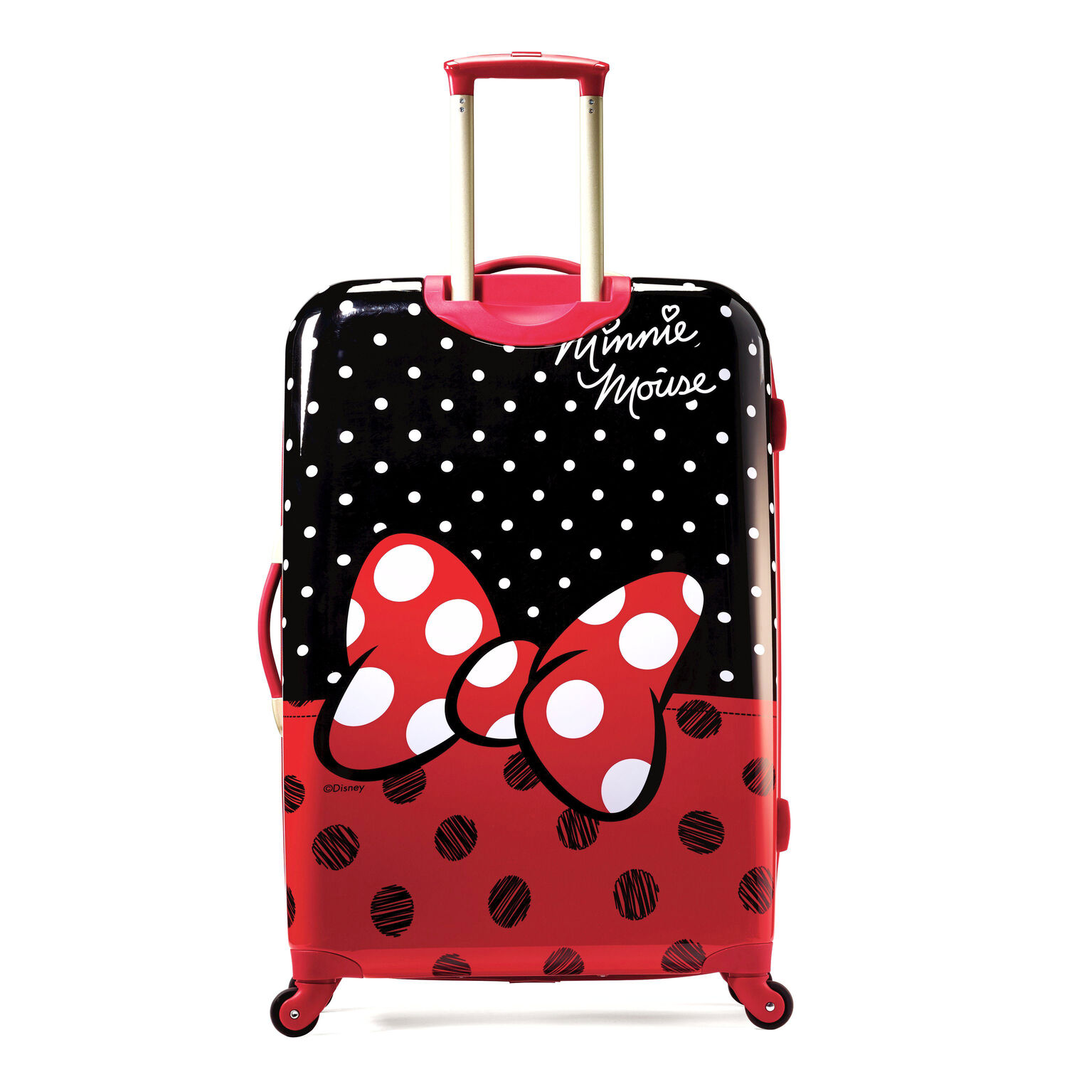 American Tourister Disney Minnie Mouse 28 Quot Hardside Spinner