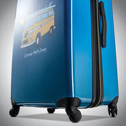 """American Tourister Life Is Good 28"""" Spinner in the color Van."""