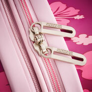 """American Tourister Life Is Good 28"""" Spinner in the color Hibiscus."""