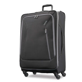 "American Tourister Sonic 28"" Spinner in the color Black."