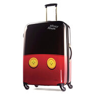 "American Tourister Disney Mickey Mouse 28"" Hardside Spinner in the color Mickey Mouse Pants."