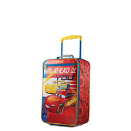 "American Tourister Disney 18"" Softside Upright in the color Cars."